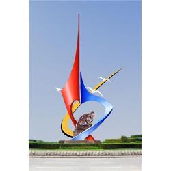 徐州不锈钢雕塑 增艺厂家定做 景区不锈钢雕塑制作图片