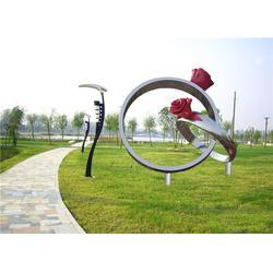 锦州不锈钢雕塑_莲花不锈钢雕塑_增艺雕塑客户信赖图片