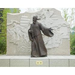 人物雕塑厂家-遂宁人物雕塑-增艺雕塑客户信赖图片