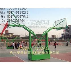 金陵篮球架不断升级产品质量篮球架平箱仿液压篮球架图片