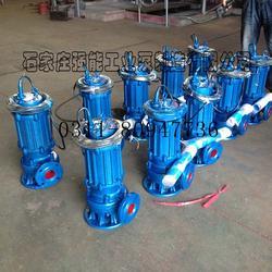 锡林浩特WQ型潜污泵,强能工业泵,WQ型潜污泵制造厂图片