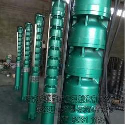 QJ深井泵、强能水泵公司、QJ深井泵选型图片