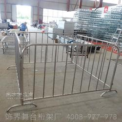 不锈钢铁马 钢制铁马 厂家售价 支持定制 快速发货图片