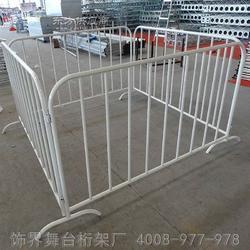 饰界厂家直销 优质不锈钢铁马护栏 库存充足 闪电发货