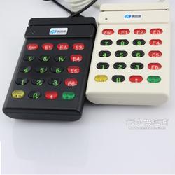 USB-按键 单二轨磁条刷卡器图片
