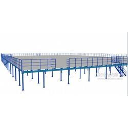 钢结构平台,全组装式结构,恒力货架图片