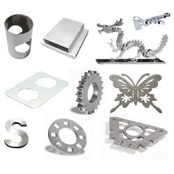 启丰激光切割、中山金属激光切割加工厂、金属激光切割加工图片