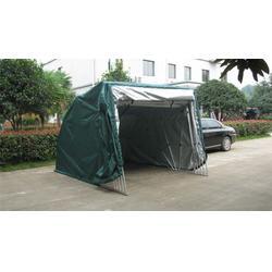 车篷厂家,太阳能自动折叠车篷,龙游深迪设备口碑好图片