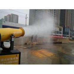 降尘喷雾器_郑州工地降尘喷雾器_捷成环保(优质商家)图片