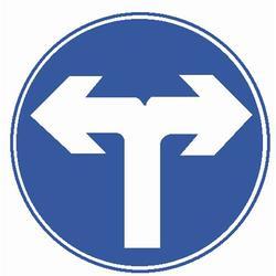 指示标志牌_石家庄指示标志牌_助安交通设施(查看)图片