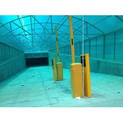 停车场道闸设计,长治停车场道闸,太原市金瑞祺图片