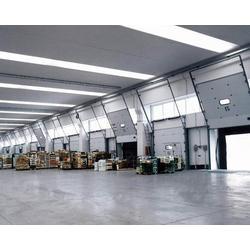 工业提升门电机、晋城工业提升门、山西金瑞祺(查看)图片