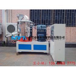 PVC再生塑料加热高混机 粉体颗粒加热冷却高速混合机 多功能304不锈钢高速搅拌机图片