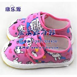 不捂脚儿童布鞋,上海布鞋,康乐源(查看)图片