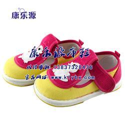 不捂脚儿童布鞋-北京布鞋-康乐源图片