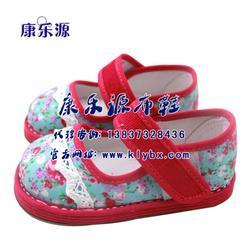 热卖手工儿童布鞋、康乐源(在线咨询)、北京布鞋图片