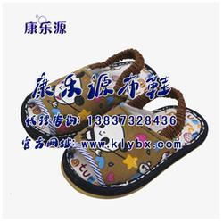 纯棉手工布拖鞋,赣州拖鞋,康乐源(查看)图片