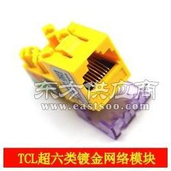 TCL六类网络插座模块罗格朗面板插座模块图片