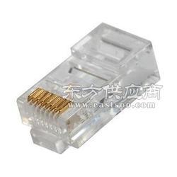 AMP六类非屏蔽水晶头套装大小头图片