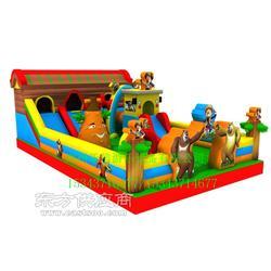新款海底世界充气城堡,大型充气滑梯,儿童充气玩具厂家图片