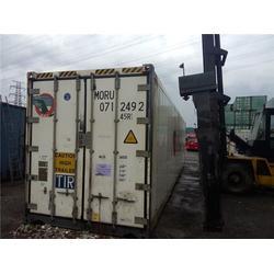 二手冷藏集装箱出售-广州冷藏集装箱出售-启众集装箱服务图片