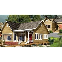 旅游景区轻型木屋|轻型木屋|宜昌悦鼎木屋工程(查看)图片