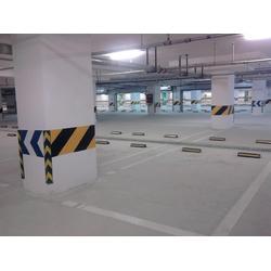 首选艺达交通 西安停车场划线 停车场划线图片