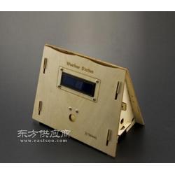 DIY智能太阳能气象站图片