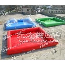 充气水池沙池钓鱼池 生产厂家图片