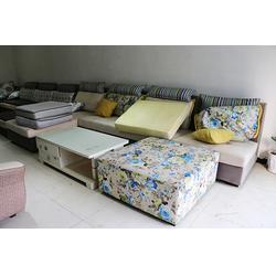 单人贵妃沙发床、荆州贵妃沙发、暄妍家具火爆招商(查看)图片