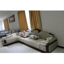 客厅休闲布艺沙发、黄石休闲布艺沙发、襄阳暄妍家私厂家图片