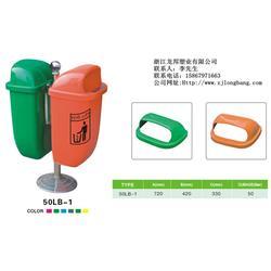 环保垃圾桶生产厂家-龙邦塑业质量保证-垃圾桶图片