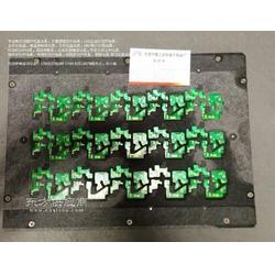 供应LED手浸锡过炉治具,PCBA托盘回流焊过锡炉载具,手机主板过炉治具图片