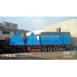 白云区4吨生物质锅炉配套布袋除尘器图片