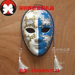 新款威尼斯面具万圣节面具化妆舞会道具节日派对面具图片