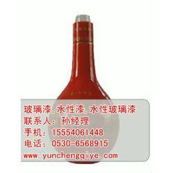 连云港玻璃瓶漆、玻璃瓶漆、郓城金邦玻璃漆厂家(查看)图片
