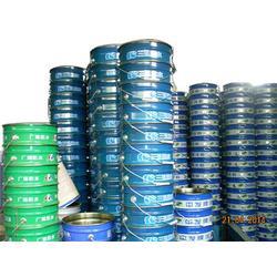 专业防水涂料铁桶_防水涂料铁桶_鑫盛达铁桶厂图片