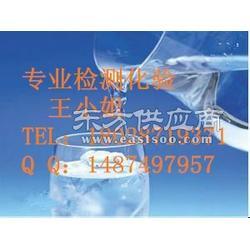 第三方井水检测机构自来水化验中心图片