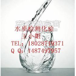 桶装水检测饮用水自来水含量化验图片