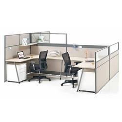 员工屏风桌厂、员工屏风桌、苏州卡尔梵诺(查看)图片