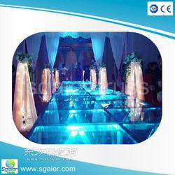 铝质透明舞台,玻璃舞台 升降舞台图片