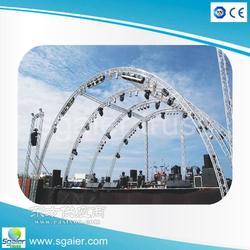 活動折疊舞臺 流動支架 燈光支架圖片