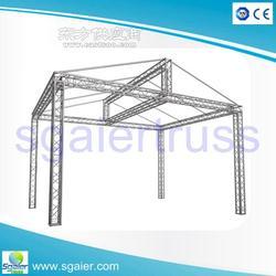 铝合金TRUSS架 背景架 折叠舞台架图片