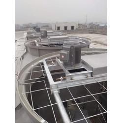 冷却水塔补漏水塔清洗-菱研机电(在线咨询)水塔图片