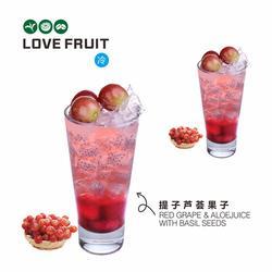 愛尚果緣飲料、愛尚果緣、奶茶店加盟圖片
