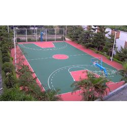 硅pu球场材料每平方 5MM硅pu篮球场造价预算图片