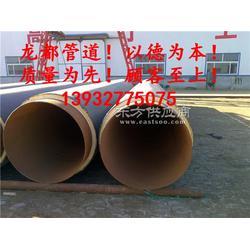 直埋式聚氨酯保温螺旋焊管图片