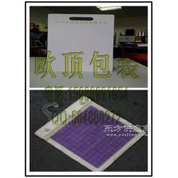 马赛克手提板厂家定制白色黑色石材色卡图片