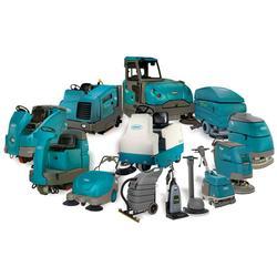 青岛捷立清洁设备 全自动洗地机-青岛洗地图片