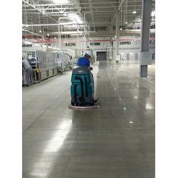 保洁用洗地机_青岛捷立清洁设备(在线咨询)_青岛洗地机图片